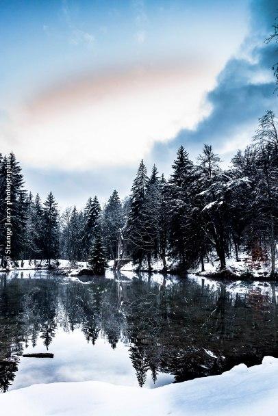 Lac des Gaillands