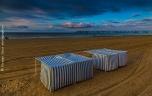 La Baule cabines de plage