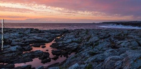 Presqu'île de Quiberon Côte sauvage