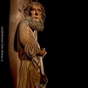 Pilier des Anges Cathédrale de Strasbourg