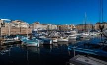 Sur le Vieux Port