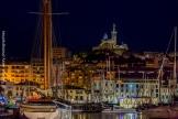 Marseille by night