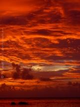Sunset, Mahé