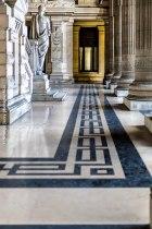 Story of Lines Palais de justice, Bruxelles