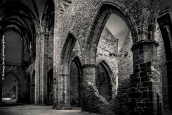 Abbaye Fine de Terre, Bretagne