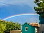 Arc en ciel Cap Ferret