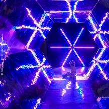 Innocence Magic Kaleidoscope d'Azarquitectos (SP)