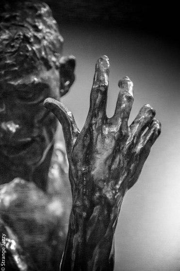 La main de Pierre de Wissan Auguste Rodin