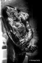 Armure, Balzac, Auguste Rodin