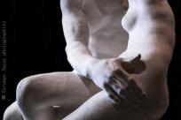Détail du Baiser Auguste Rodin