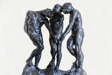Les trois ombres d'Auguste Rodin