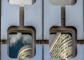 Reflet à bord du Paquebot Cœur Défense