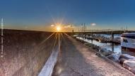 Port de l'Argol au levant 2