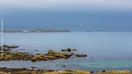 En direction du Port de l'Argol