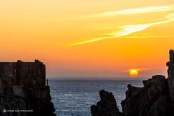 Ouessant sunset Pointe du créac'h
